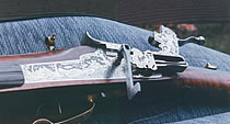 16th Century Dutch Wheel Lock Rifle